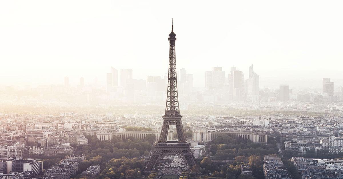 Un juillet à Paris